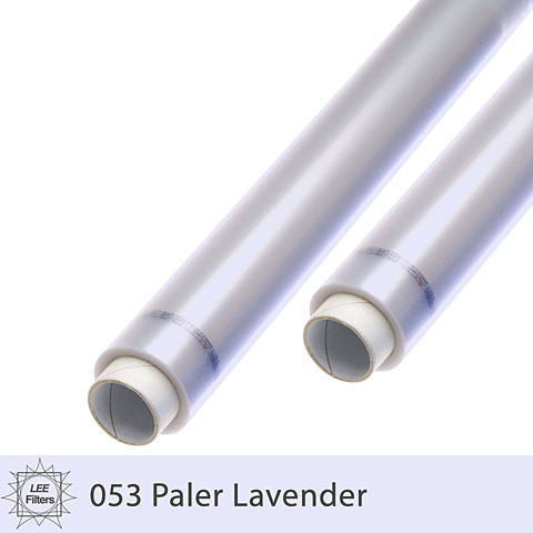 LEE Filters 053 Paler Lavender