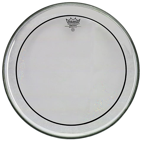 Remo Pinstripe Clear PS-0315-00