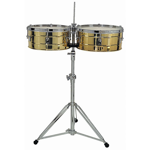Latin Percussion Tito Puente LP257-B Solid Brass