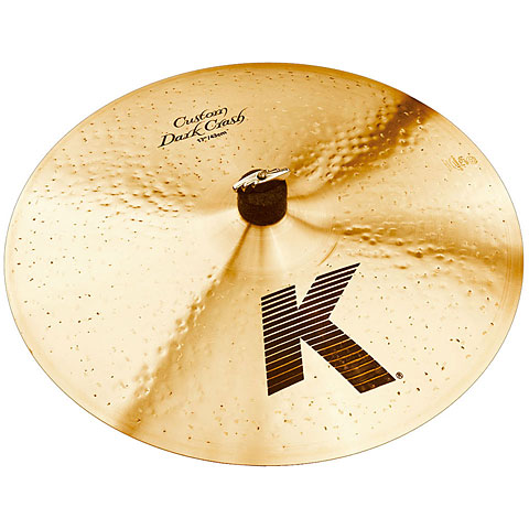 Zildjian K Custom 17  Dark Crash