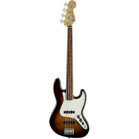 Fender Standard Jazzbass Brown Sunburst