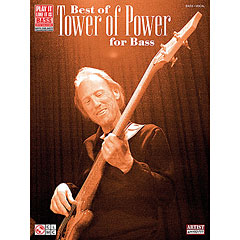 Cherry Lane Best of Tower of Power for Bass