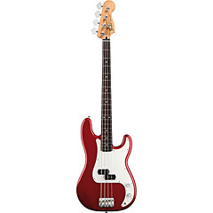 Fender Standard Precision Bass RW Candy Apple Red « E-Bass