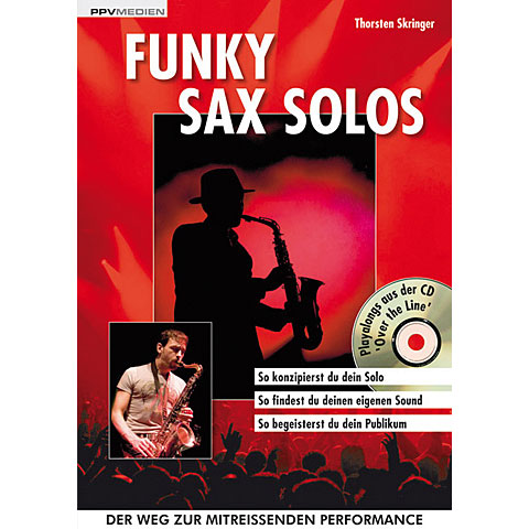 PPVMedien Funky Sax Solos