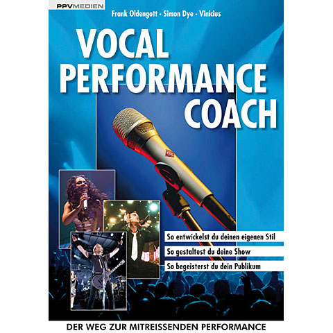 PPVMedien Vocal Performance Coach