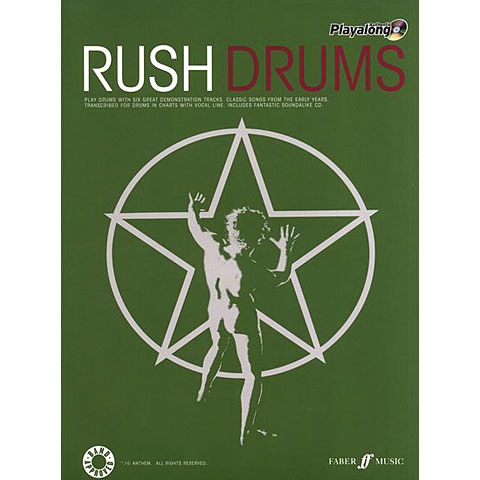 Faber Music Rush for Drums
