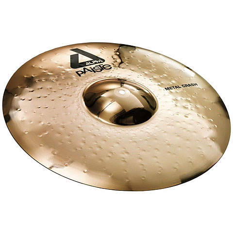 Paiste Alpha Brilliant 17  Metal Crash