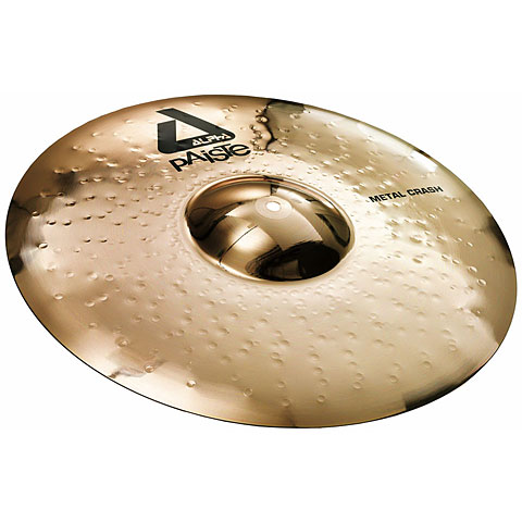 Paiste Alpha Brilliant 18  Metal Crash