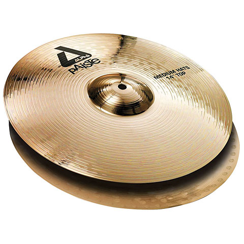 Paiste Alpha Brilliant 14  Medium HiHat