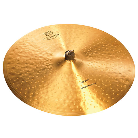 Zildjian Constantinople 22  Thin Ride Overhammered
