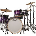 Schlagzeug Pearl Masters Custom Maple MCX924XFP #369 Purple Sparkle Burst