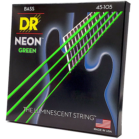 DR Neon Green Medium