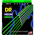 DR Neon Green Medium « Saiten E-Gitarre