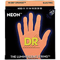 DR Neon Orange Heavy « Saiten E-Gitarre