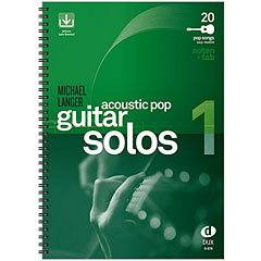 Dux Acoustic Pop Guitar Solos 1