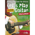 Hage Let's Play Guitar Christmas « Notenbuch