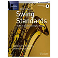 Notenbuch Schott Saxophone Lounge - Swing Standards