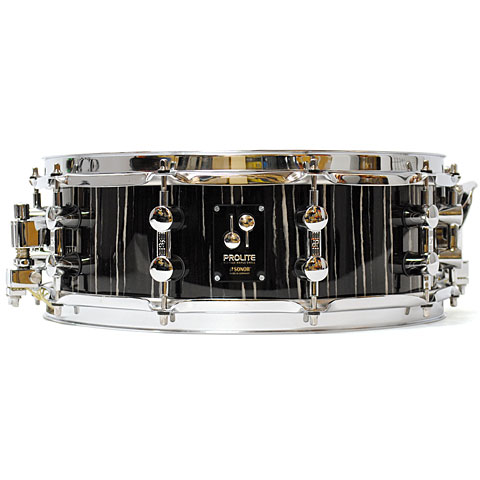 Sonor ProLite PL 12 1405 SDW Ebony White Stripes