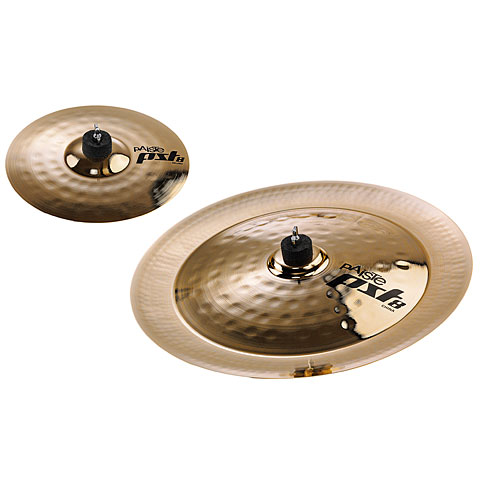 Paiste PST 8 Effects Pack 10SP/18CH Becken-Set