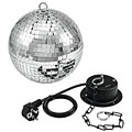Discokugel Eurolite Mirror Ball Set 20cm