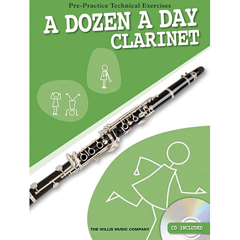 Willis Music A Dozen A Day Book 1