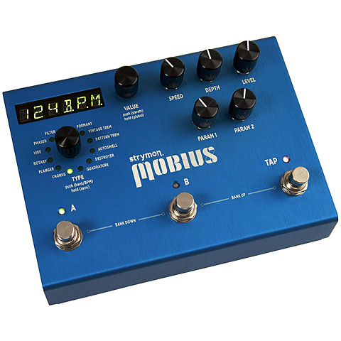 Strymon Mobius Modulation Machine