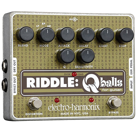 Electro Harmonix Riddle-Q Balls for guitar