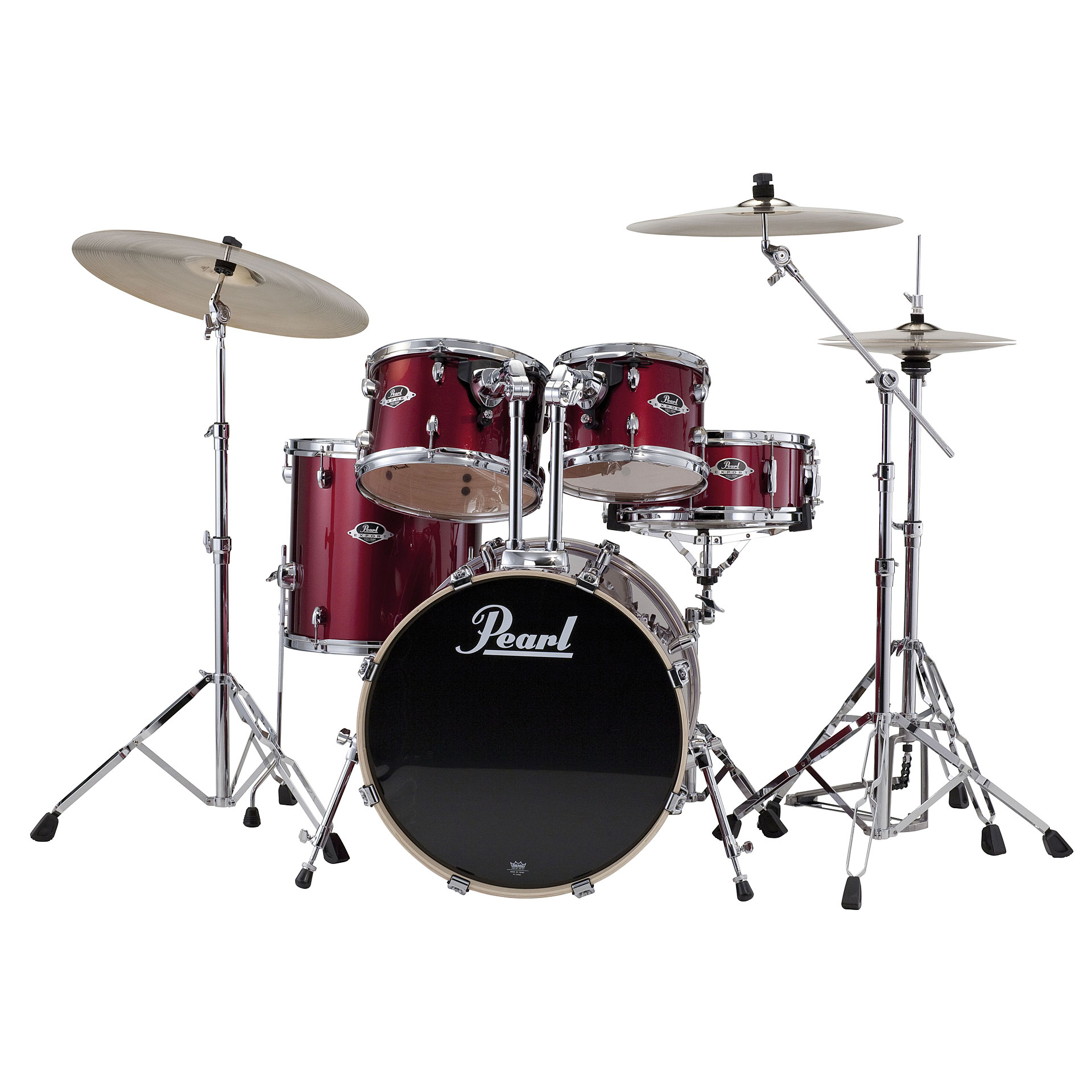 Startseite > Drums & Percussion > Schlagzeug Sets > Pearl > Export ...