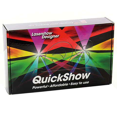 Pangolin Quickshow 3.0 FB3/QS