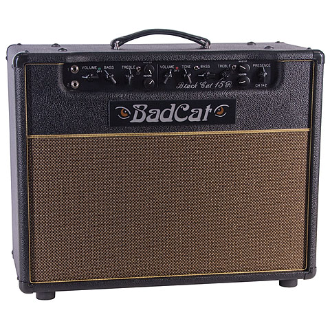 Bad Cat Black Cat 15R