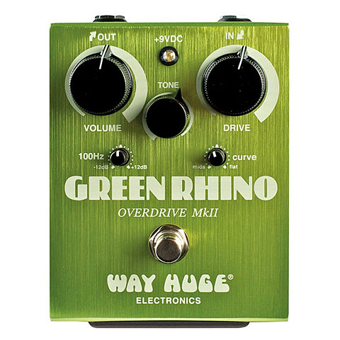 Way Huge Green Rhino