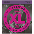 Saiten E-Bass D'Addario EFX170 Flex Steels .045-100