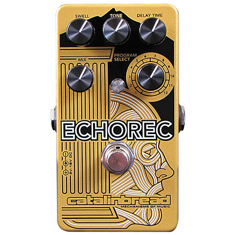 Catalinbread Echorec Multi-Tap Delay