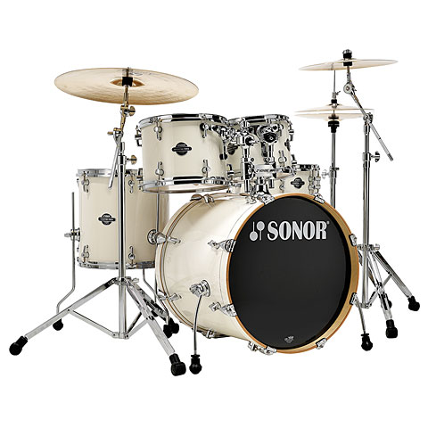 Sonor Essential Force ESF 11 Stage 3 Creme White