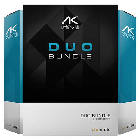 XLN Audio Addictive Keys Duo Bundle