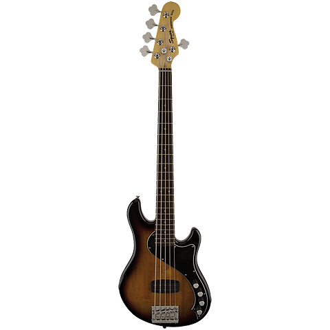 Squier Deluxe Dimension Bass V, 3TS