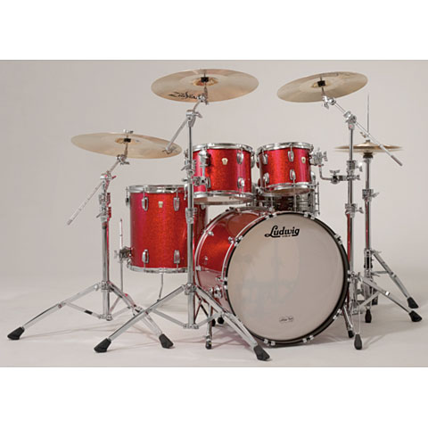 Ludwig Classic Maple MTS Mod22-27