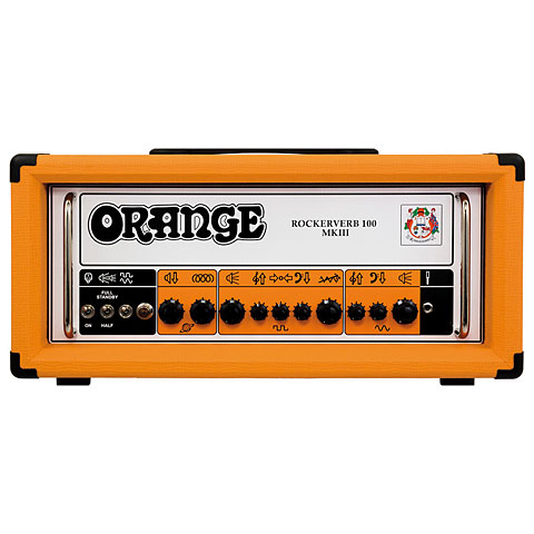 Orange Rockerverb 100H MK III