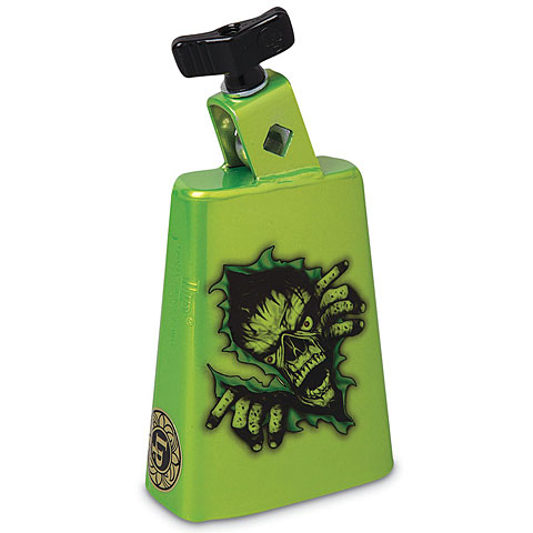 Latin Percussion Collect-a-Bells LP204C-ZMG Zombie Green