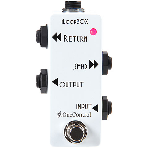 One Control 1 Loop Box