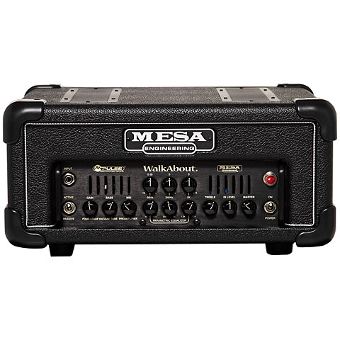 Mesa Boogie M-Pulse WalkAbout Topbox