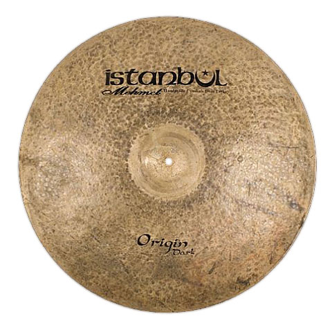 Istanbul Mehmet Origin Dark 18  Medium Thin Crash
