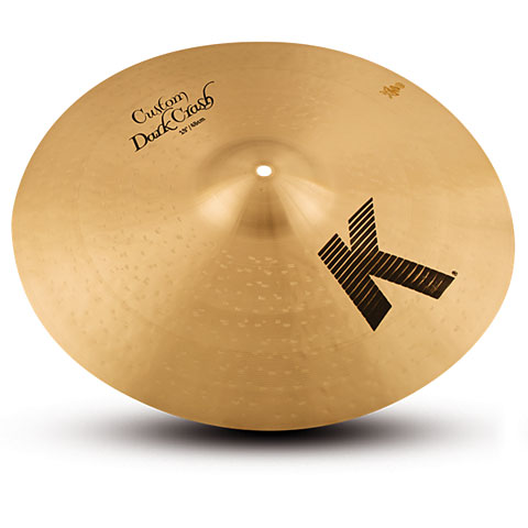 Zildjian K Custom 19  Dark Crash