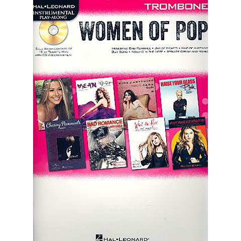 Hal Leonard Woman of Pop for Trombone