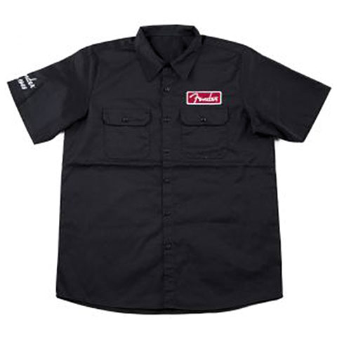 Fender Workshirt BLK M