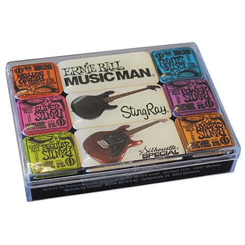 Ernie Ball / Music Man Magnetset