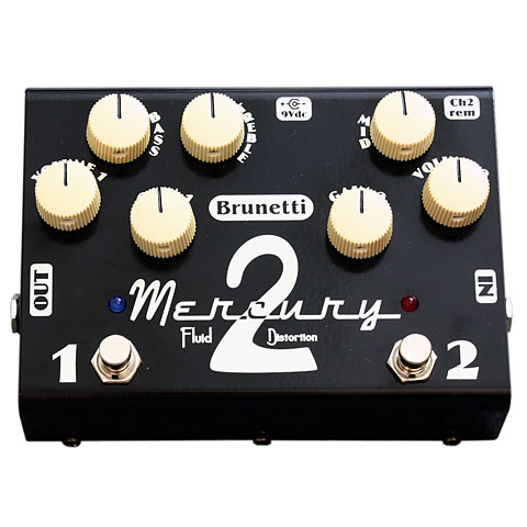 Brunetti Mercury Box 2