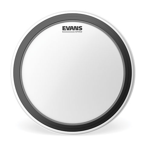 Evans EMAD Coated BD22EMADCW