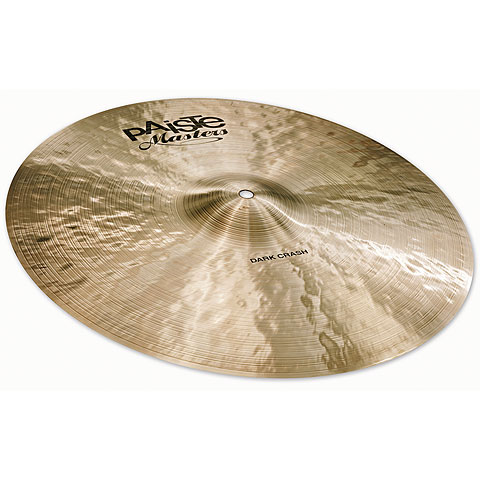 Paiste Masters 16  Dark Crash
