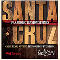 Santa Cruz MidTension « Saiten Westerngitarre